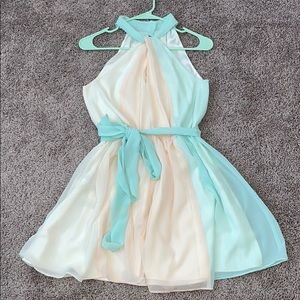 Victorias Secret Chiffon Dress XS